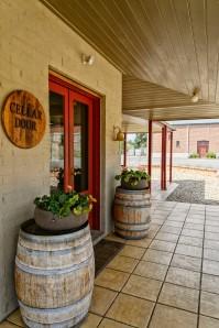 CF cellar door_front door