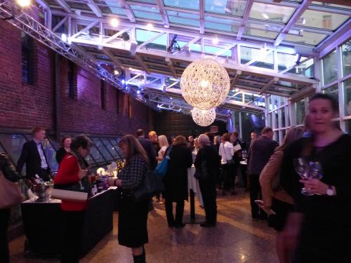 Wine Australia event