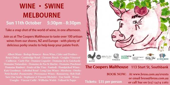 Wine Swine Melbourne